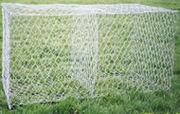 Gabion Baskets with Galfan or PVC coated for river bank protection