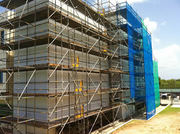 Safety Netting - Best Guardian for Construction Sites